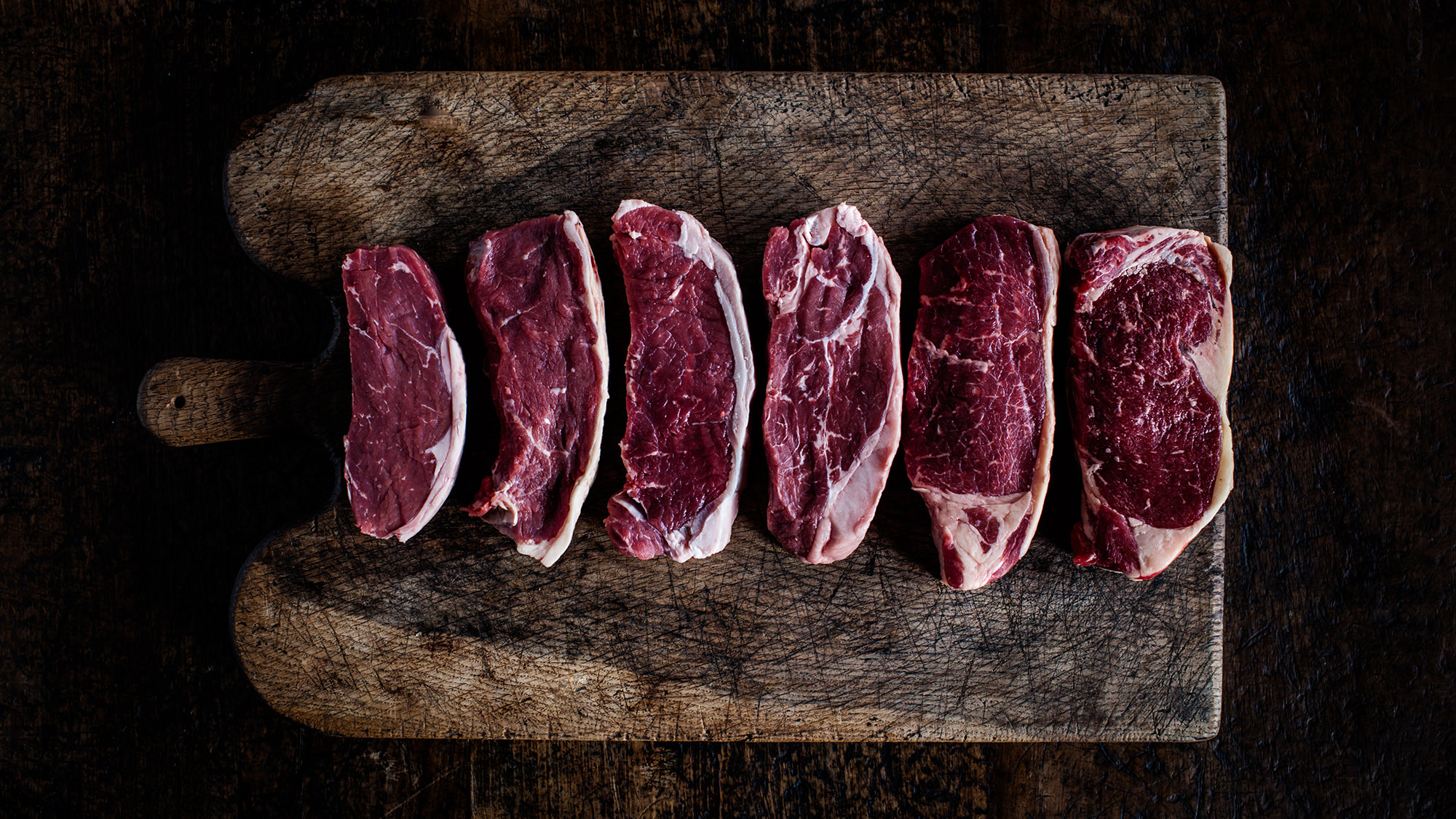 A selection of beef from premium Australian brands passionate about sustainability.