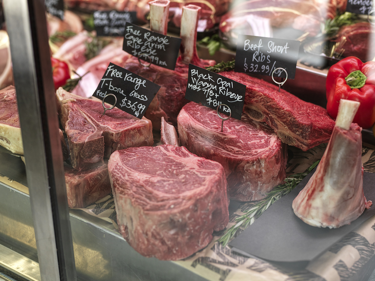 Origin has been supplying premium meat to Sydney restaurants for 13 years.
