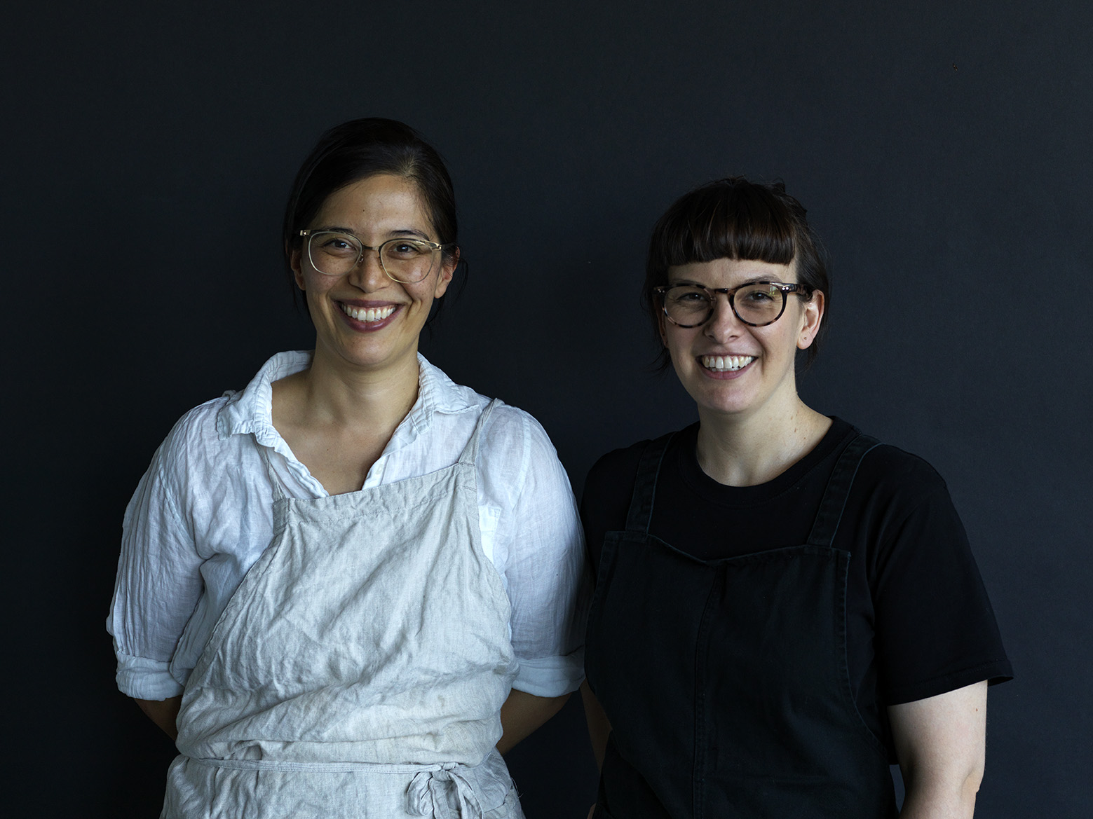 We invited two of Sydney's top chef talents - Trisha Greentree and Jemma Whiteman - to try their hand at the tri tip.