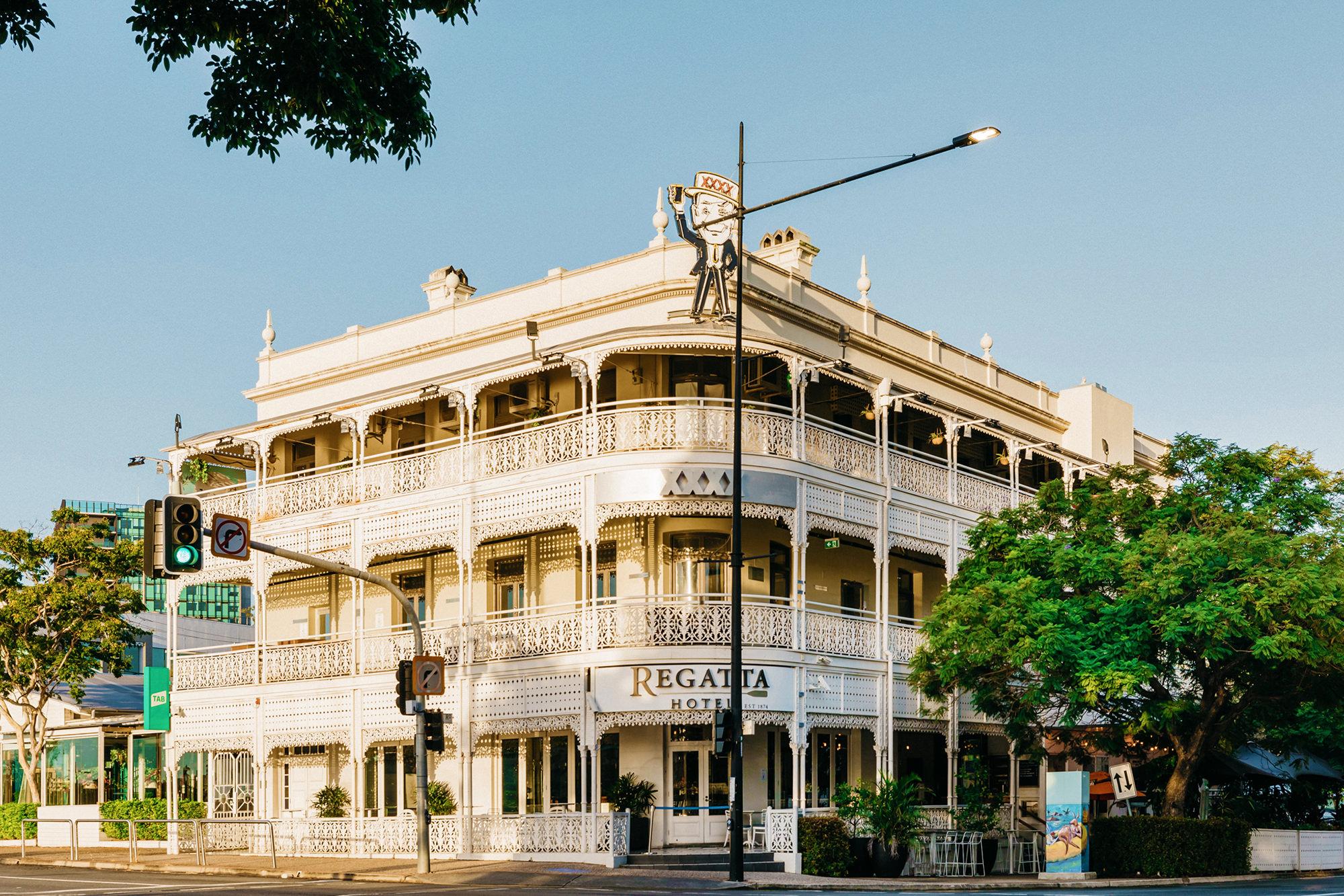 AVC operates 170 venues across the country including the landmark Regatta Hotel in Brisbane.