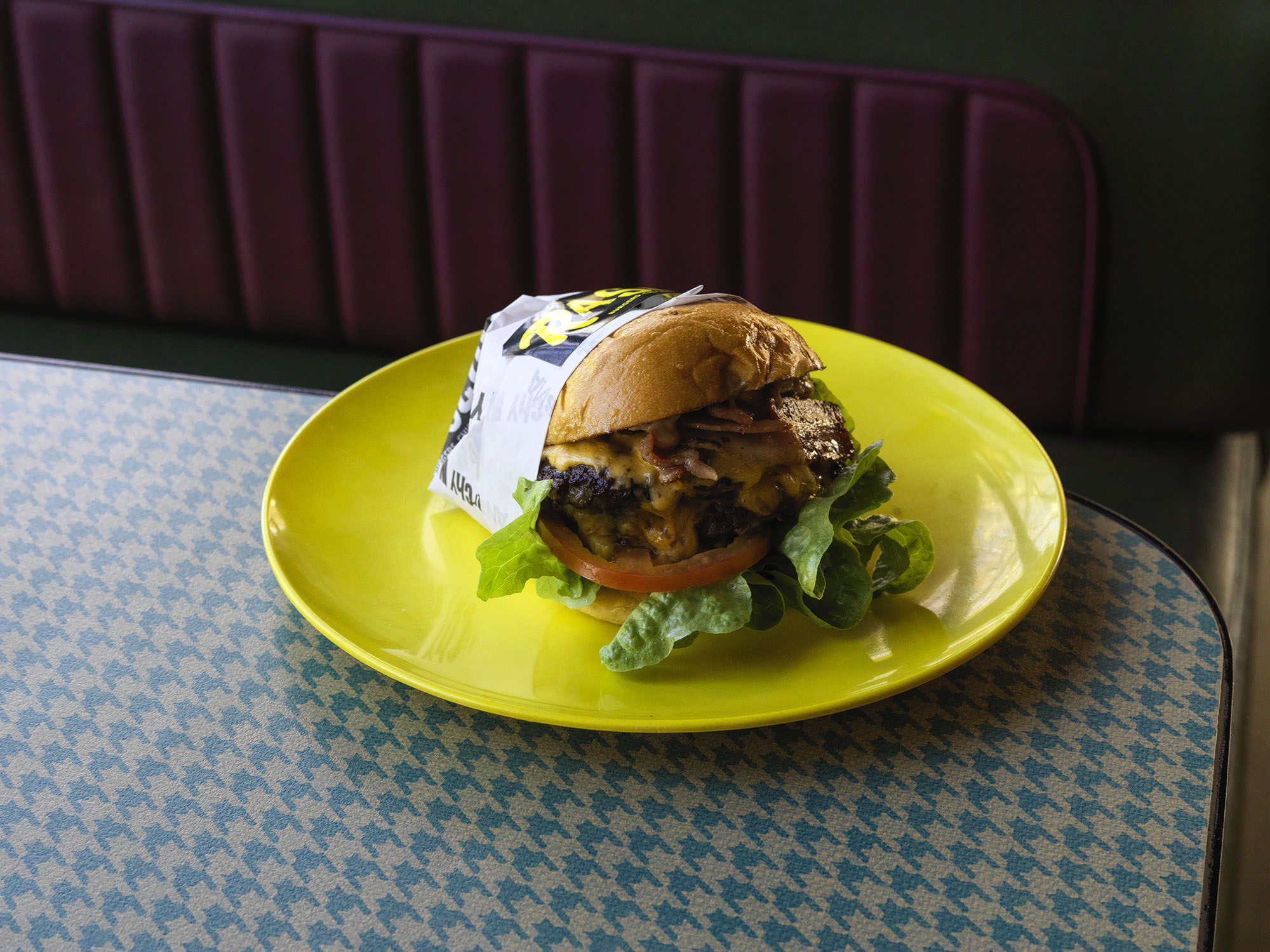 The Rascal Burger - enough said.
